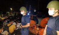 Turkey Raids Ship Carrying 276 Migrants; 8 Smugglers Held