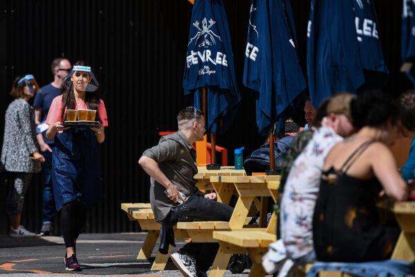 UK Scotland pub reopen
