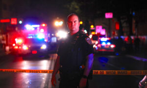 Police 'Handcuffed' as Shootings Soar to 24-Year-High in New York