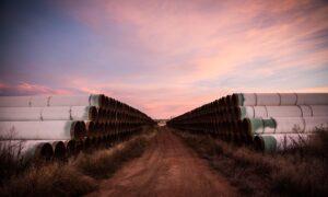 Earth to Joe Biden: Canceling Keystone XL Pipeline Is Gift to China, Russia
