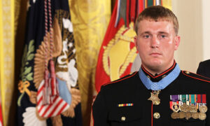 Tribute: Heroic Marine Drove Into Kill Zone to Rescue 36 Ambushed Comrades, Receives Medal of Honor