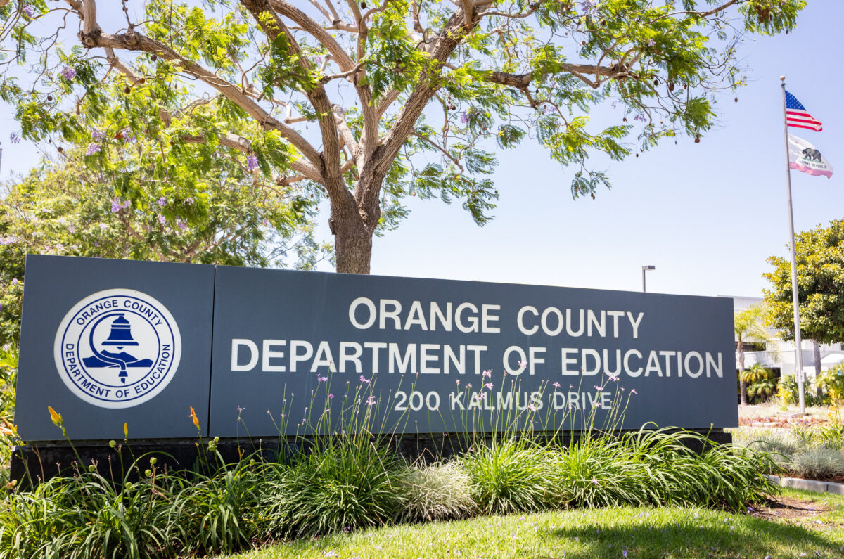 Five Orange County Schools Honored With Blue Ribbon...
