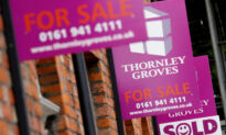 UK's Post-Lockdown House Prices Reach 'All-Time High': Nationwide