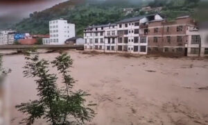 Mudslides and Flooding Caused by Torrential Rain in Southwest China