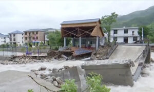 Hefei Inundated by Floodwater: The 'Sponge City' Is Now an 'Ocean City'