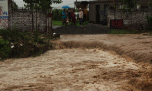 10 Million Chinese People Affected by Massive Floods