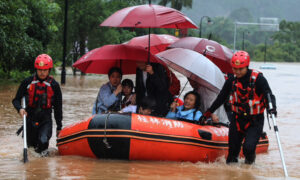 14 Million People in 26 Provinces Affected by Floodwater