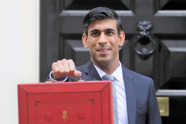UK Treasury Chief_Rishi Sunak