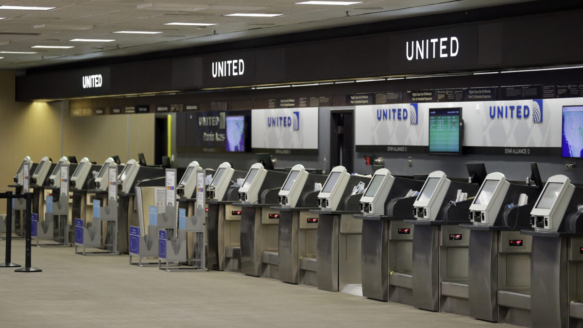 United Airlines to cut 16,370 workers due to Covid-19