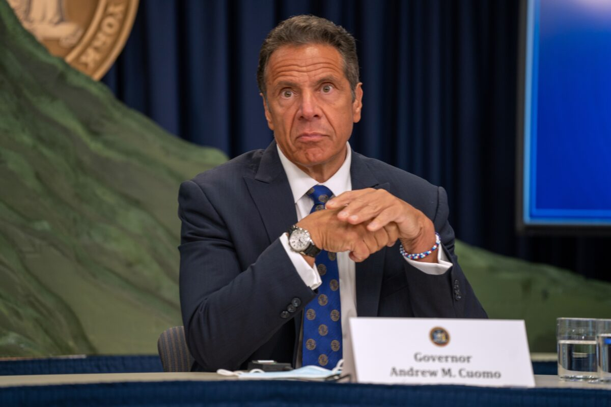 New York State Report Says Cuomo's Edict Not to Blame for Nursing Home Deaths