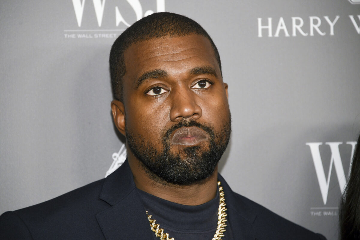Kanye West Confirms He's Running for President, Asks Biden ...