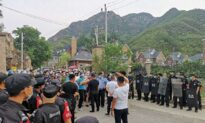 Protest Over Forced Demolition Escalates in Beijing