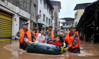 Disasters Rage Across China, Affecting Tens of Millions