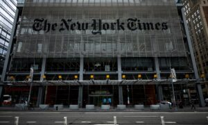 A Response to the New York Times Attacks in Chinese on The Epoch Times