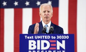 Biden Unveils $775 Billion Plan to Expand Child and Elderly Care