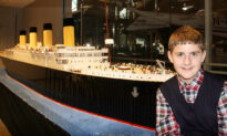 Meet the Teen With Autism Who Built the World's Largest LEGO Titanic Replica in 11 Months