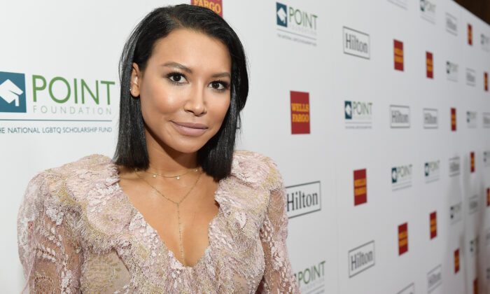 Actress Naya Rivera at Point Honors Los Angeles 2017, benefiting Point Foundation, at The Beverly Hilton Hotel in Beverly Hills, Calif., on Oct. 7, 2017. (Matt Winkelmeyer/Getty Images for Point Honors)