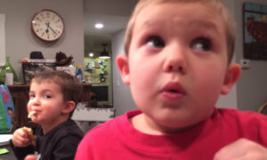 Hilarious Kid Explains to His Dad Why He Doesn't Want to Get Married: 'I Would Be Scared!'