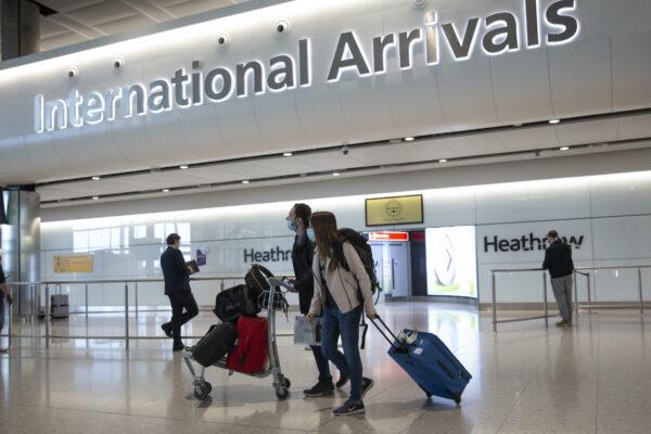 London' s Heathrow airport Airport