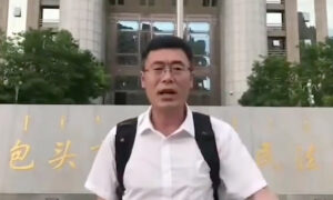 Defense Attorney Barred From Trial in Northern China