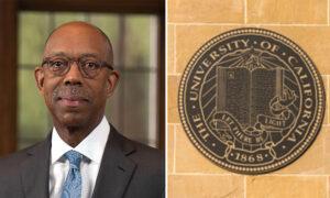 University of California Staffer Named First Black President in School's 152-Year History