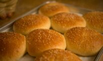 From a Reader's Kitchen: Soft and Fluffy Homemade Burger Buns