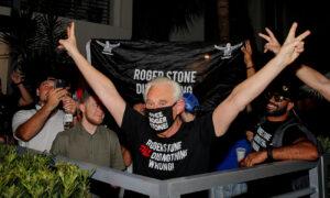 Trump Commutes Former Adviser Roger Stone's Sentence