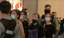 DNA Samples Allegedly Collected From Detained Hong Kong Protesters