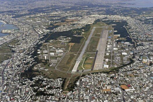 U.S. Marine Air Station Futenma