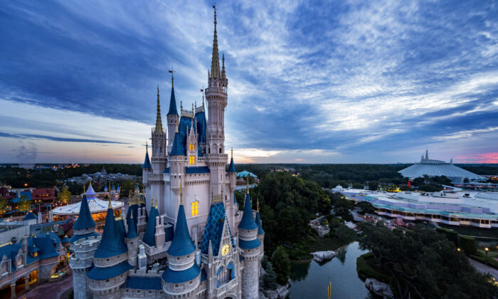 Magic Kingdom Park (above) and Disney's Animal Kingdom are reopening on July 11, 2020, followed by EPCOT and Disney's Hollywood Studios on July 15, 2020. (Matt Stroshane/Walt Disney World)
