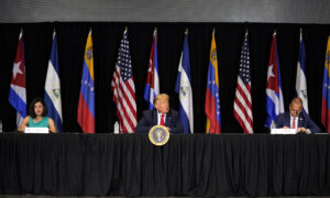 Trump Issues Memo Protecting Some Venezuelans Living in US From Deportation