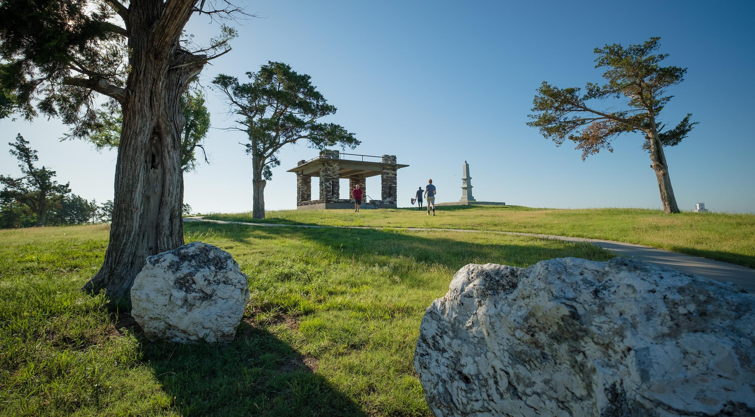 Pawnee Rock State Historic Site