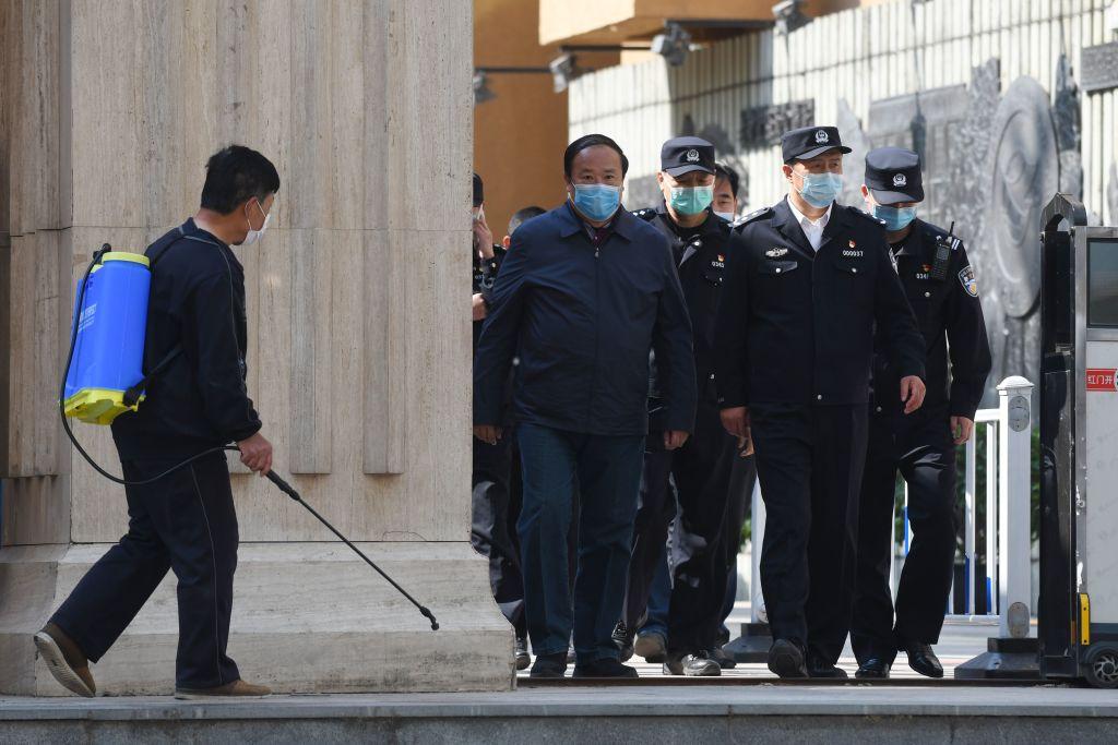 New Study Reveals Beijings Coverup About CCP Viruss...