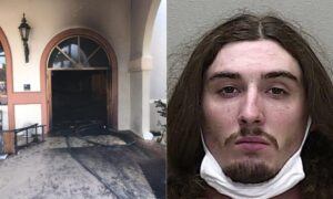 Florida Man Crashes Into Church, Sets It on Fire: Sheriff's Office