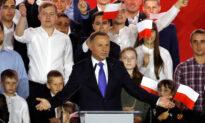 Trump Ally Duda Wins Presidential Election in Poland