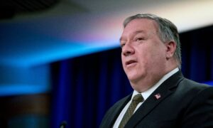 Pompeo Refers to Chinese Regime as a Global Threat