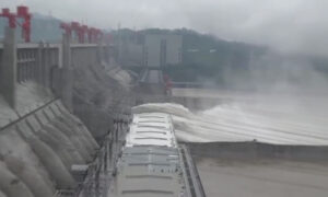 Discharge of Three Gorges Dam Worsens the Flood