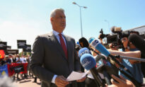 Kosovo President Meets War Crimes Prosecutors to Discuss Charges Against Him