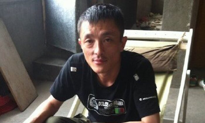 """Lu Yuyu, Chinese activist and founder of citizen media outlet """"Not The News,"""" in this undated photo. Lu was imprisoned for four years and suffered torture in prison. (Courtesy of Lu Yuyu)"""
