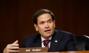 Rubio Criticizes Twitter for Not Removing Chinese Official's Post That Contains Doctored Image