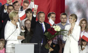 Near Final Results Show Poland's Conservative President Duda Wins 2nd Term