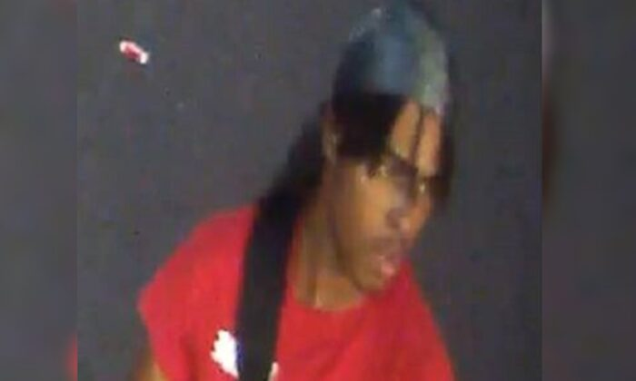 A second person of interest in the shooting death of 8-year-old Secoriea Turner. (Atlanta Police Department via AP)
