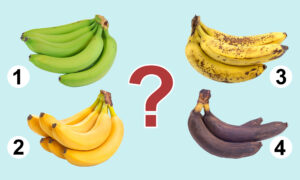 Which Banana Is Healthiest? Bananas at Different Stages of Ripeness Have Different Benefits