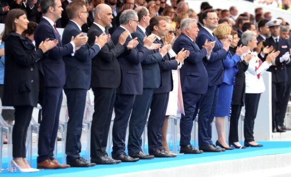 Bastille Day celebrations 2020 -2