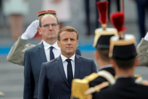 Bastille Day celebrations 2020 -4