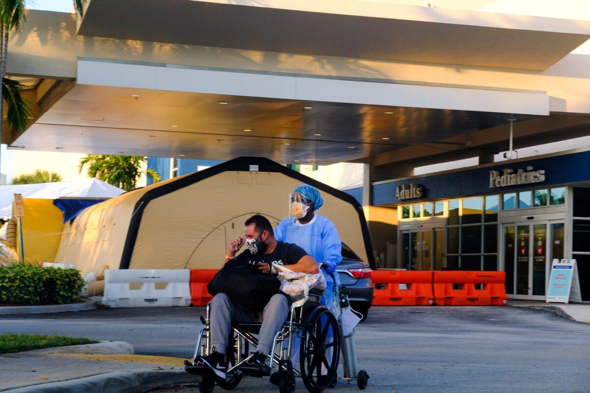 Skewed Coronavirus Results in Florida Report 100 Percent Positivity