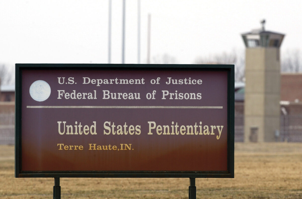 Daniel Lewis Lee executed in Terre Haute Federal Prison