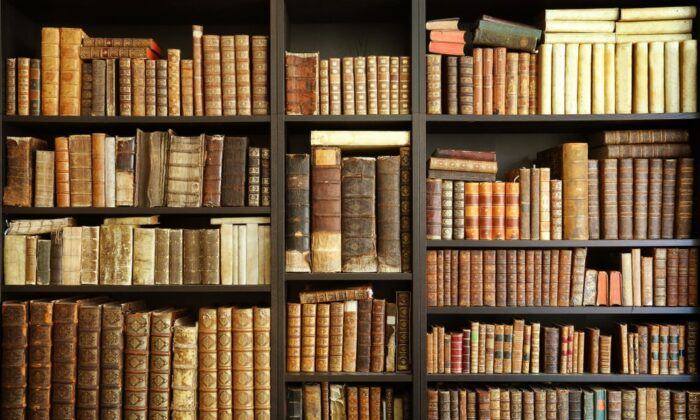 Many of our presidents had extensive libraries. (jorisvo /Shutterstock)