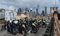 Dozens of Protesters Arrested, 3 NYPD Officers Injured Following Clashes on Brooklyn Bridge