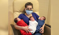 Expectant Mom From Texas Gives Birth to Triplets Right After She Beat COVID-19